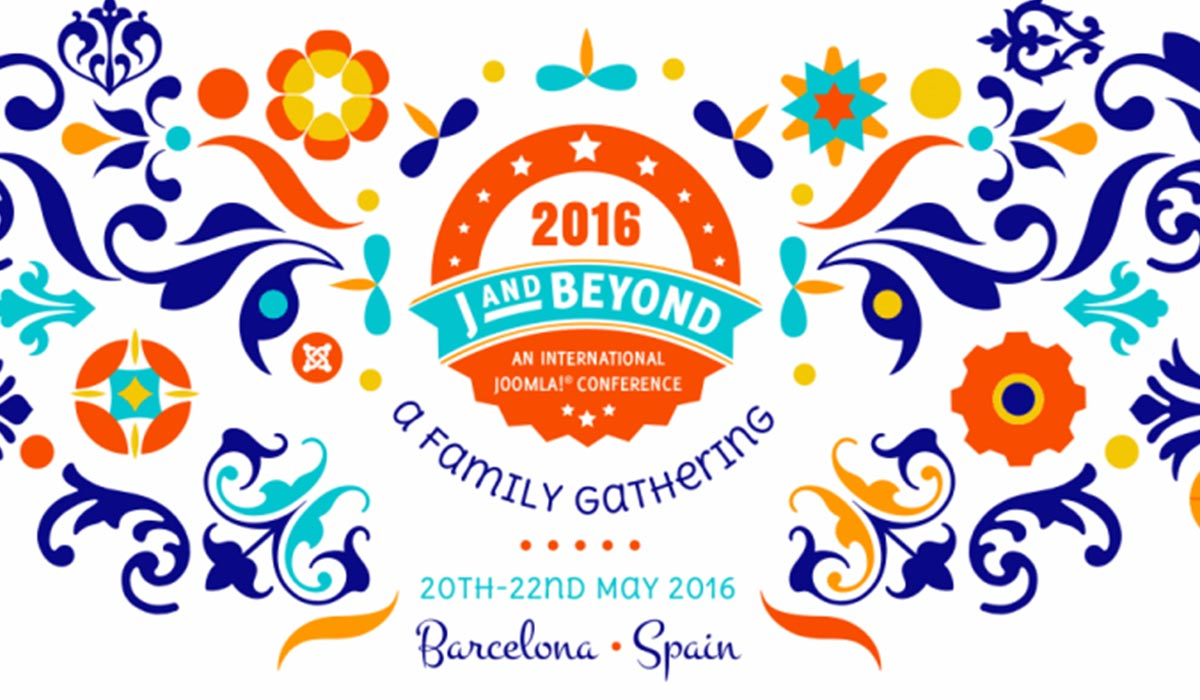 Joomla and Beyond Barcelona 2016